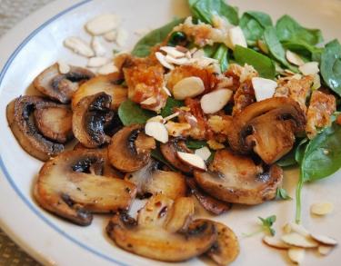 Mushroom Salad 1
