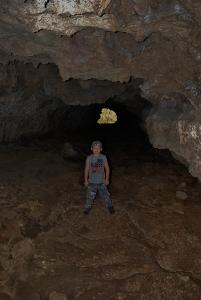 Sheep Cave at Meramec State Park