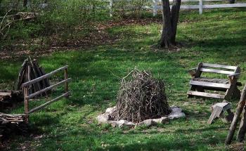 Spy Garden Fire Pit