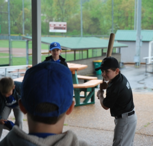 All little league games have been rained out and rescheduled so far this spring!