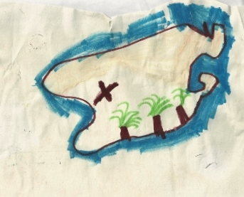Treasure Map by The Spy ~2010