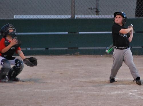 Foul Ball!
