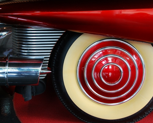1960 Bobby Darin Dream Car Detail