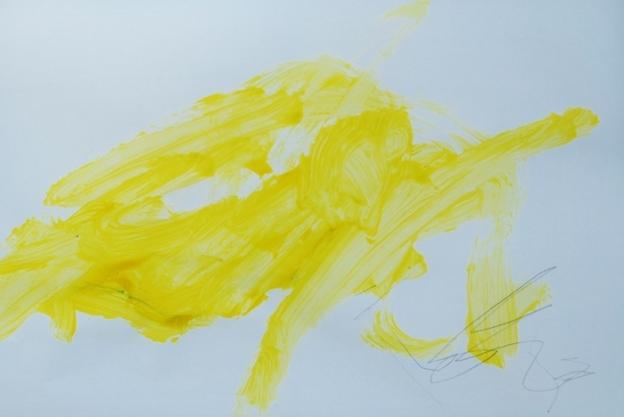 """""""Lellow"""" paint!"""