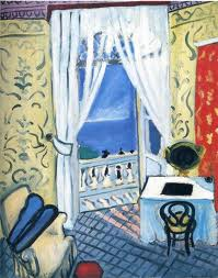 Matisse: Interior with A Violin Case