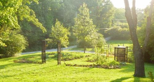 Spy Garden September 3, 2012