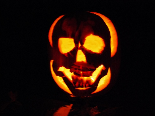 Spooky Skelt
