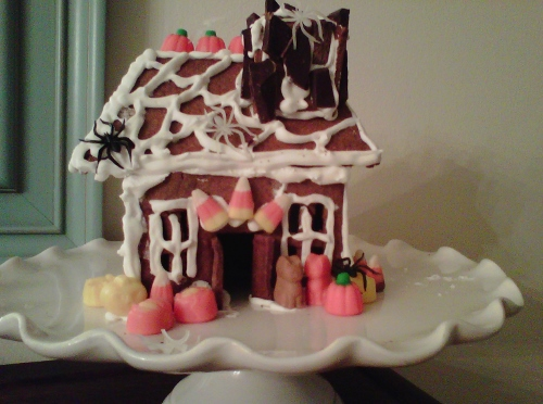 A Haunted Gingerbread House (2011)