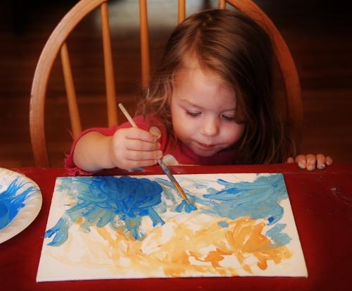 Petite Artiste
