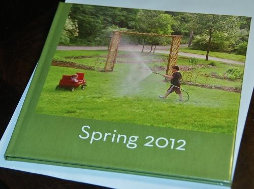 A Shutterfly book