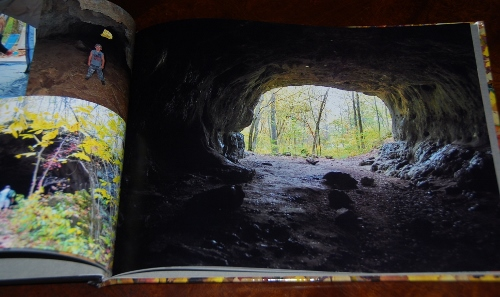 One of my favorite photos. Sheep Cave at Meramec State Park