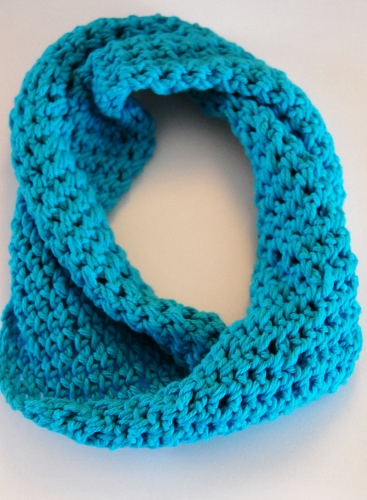Twisty Snood for Babyzilla