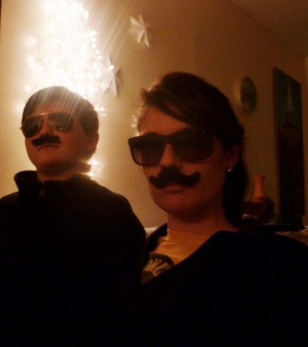 The Spy and Aunt Spy