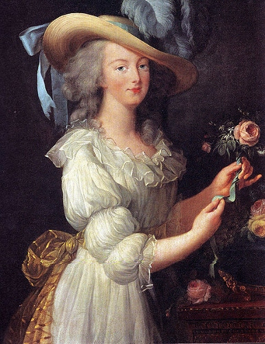 Marie Antoinette in Muslim Dress by Louise Élisabeth Vigée Le Brun