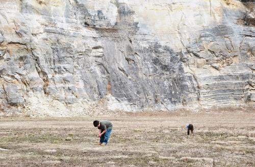 Still collecting rocks
