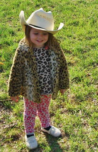 (One can never have too much leopard print.)