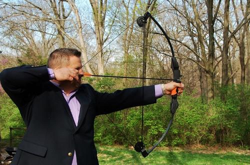 Formal Archery haha