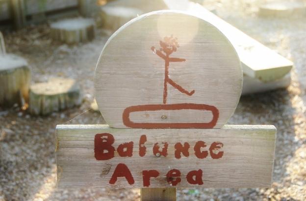 Balance Area!
