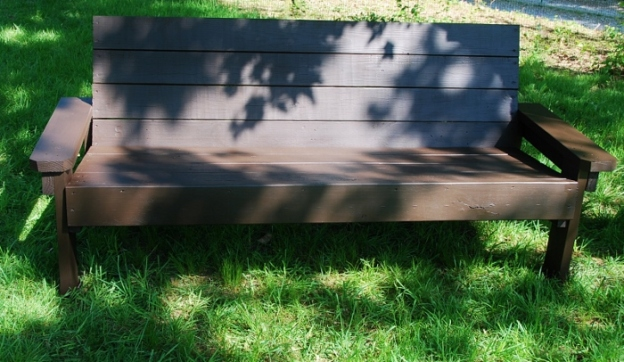Garden Couch