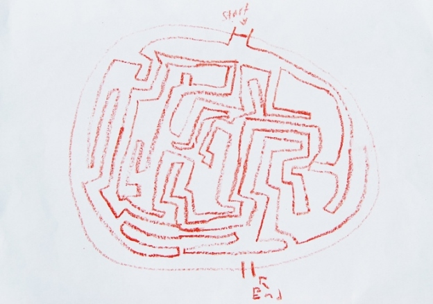 Maze by the Spy