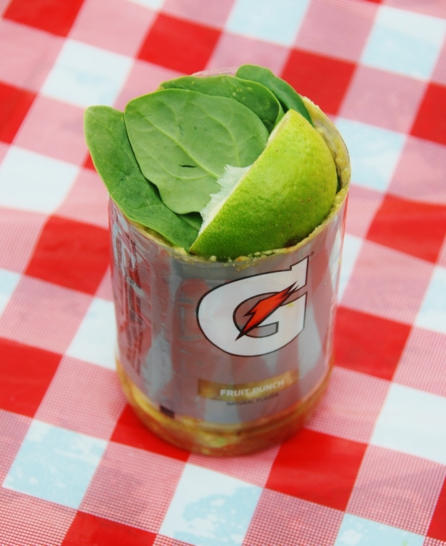 Fresh Guacamole haha