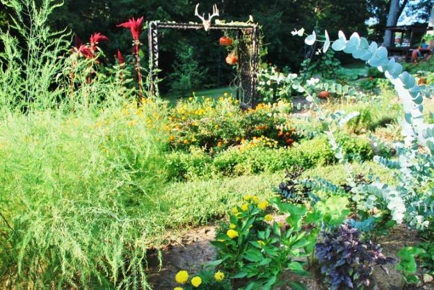 Spy Garden August 31, 2014