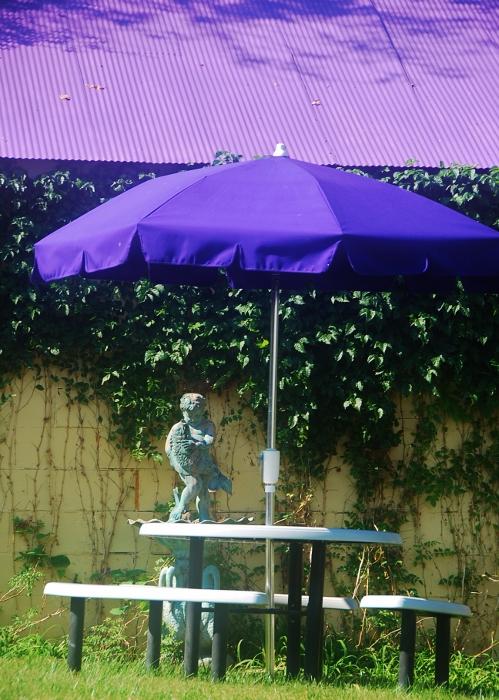 Lavender Tin Roof!