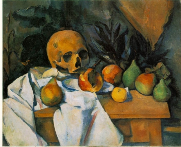 Apparently so was Cezanne (source of image)...
