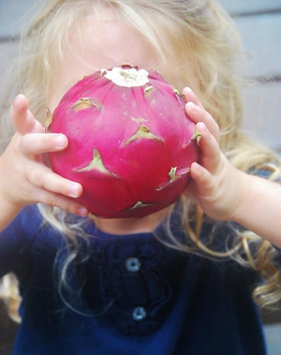 Better! But not a pumpkin...