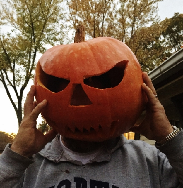 Pumpkin Dad