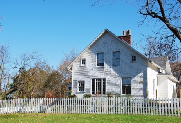 This pretty house was closed for improvements, but features more interactive exhibits.