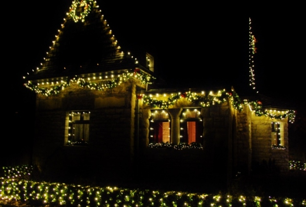 I like this classic style of lights