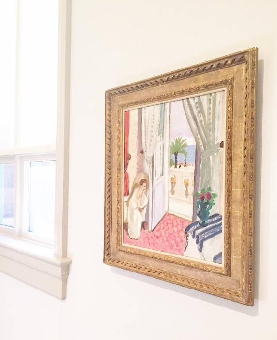 My favorite Matisse painting at the St. Louis Art Museum