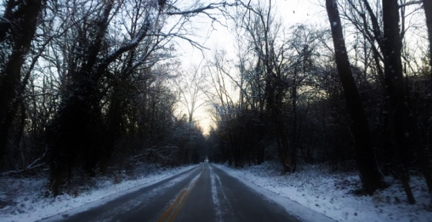 A Cold Road