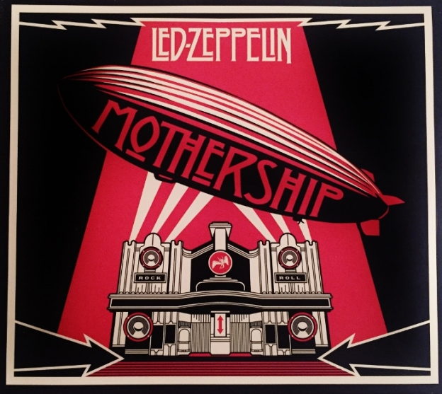 And some Led Zeppelin, one of the Spy's faves.