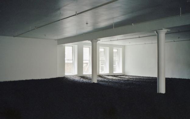 Walter de Maria. Earth Room. 1977. New York.