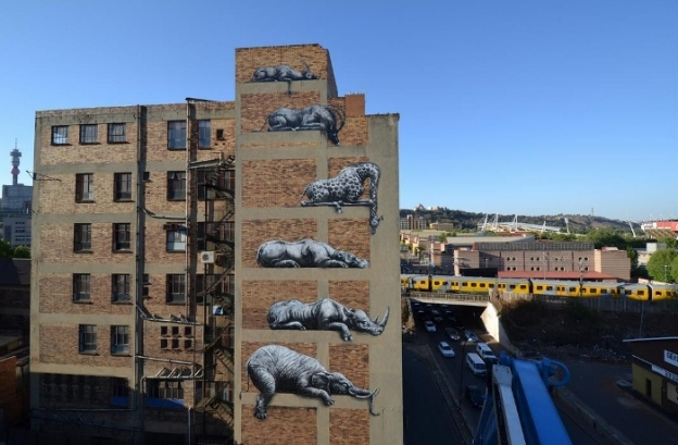 ROA. Johannesburg South Africa. (source)