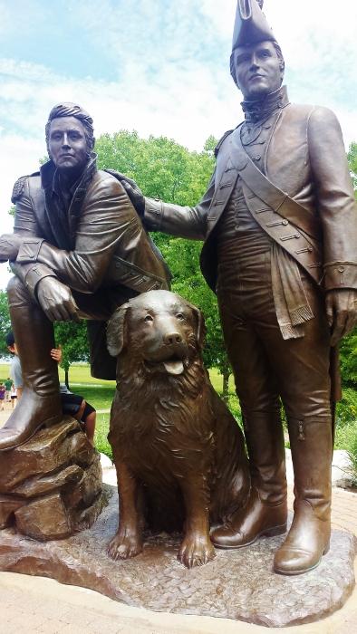 Lewis & Clark...
