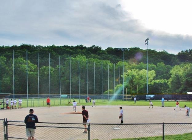 Baseball (see who's pitching?)