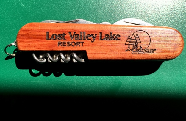 to Lost Valley Lake Resort; its one of those time share places so we went to just check it out (spoiler alert: we did not get a membership)