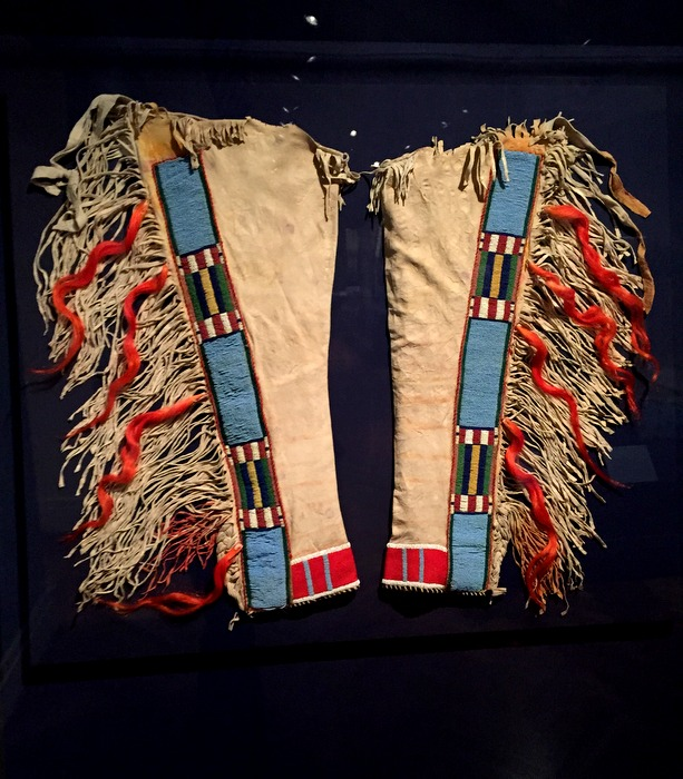 Man's Leggings (probably Nimíipuu (Nez Percé)