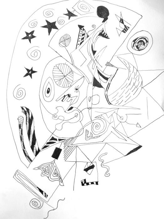 Sketch by the Spy