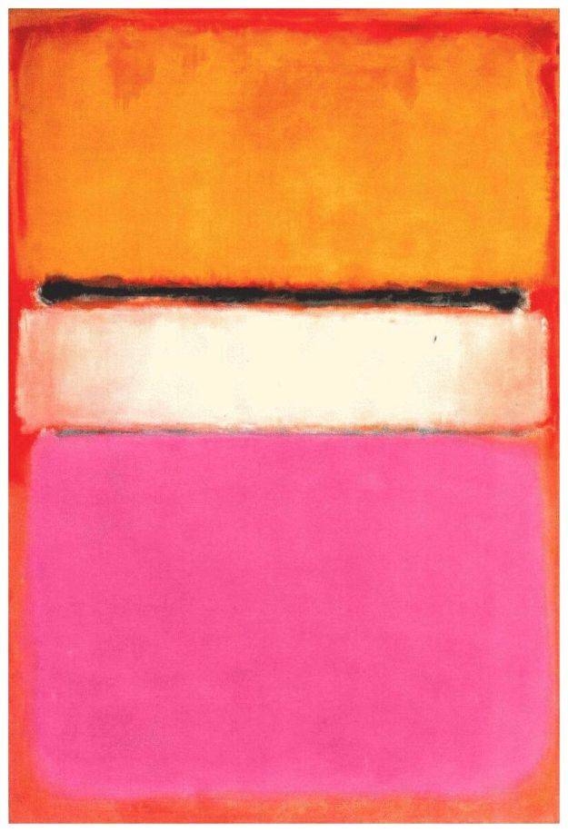 A Rothko painting (source)