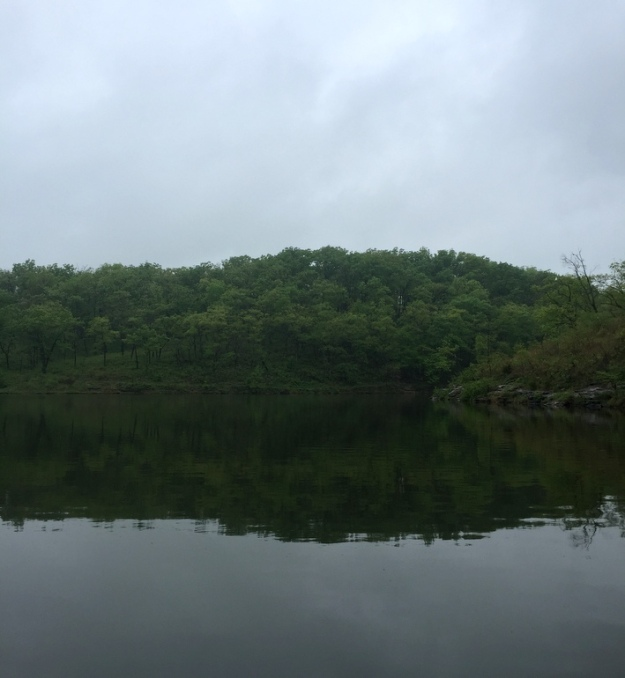 Being on the water is always so rejuvenating (even on a cloudy day!)