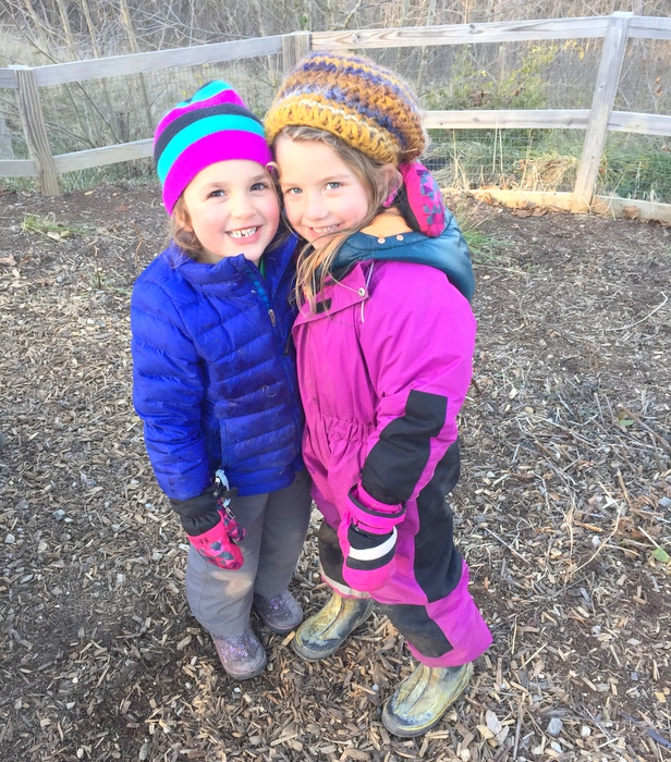 Forest School Besties