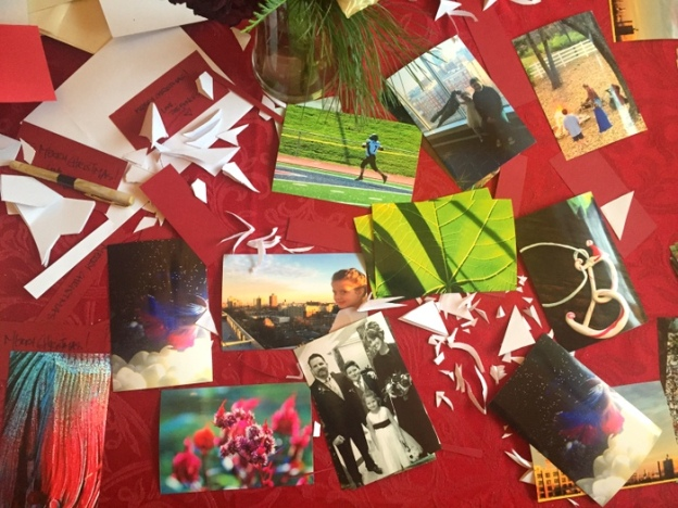 Christmas cards and crafts